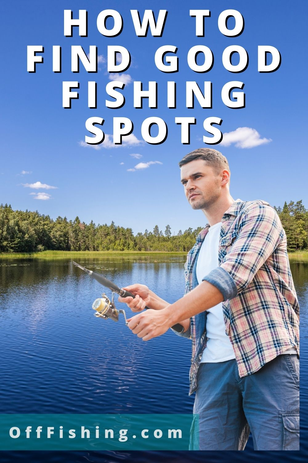 How To Find Good Fishing Spots Near You Pinterest pIN
