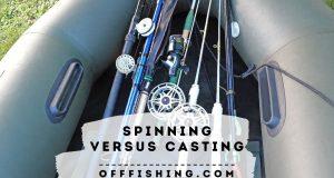 Spinning VERSUS Casting