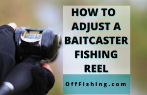 How To Adjust A Baitcaster Fishing Reel Guide